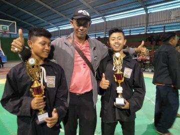 Juara 1 Pencak silat