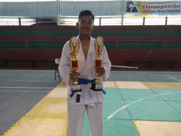 Juara 1 i2sn mewakili trenggakek ke surabaya2