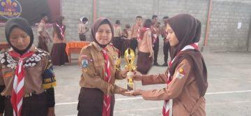 Juara 1 Cerdas Cermat Putri